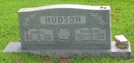 HUDSON, JEWELL - Marion County, Arkansas | JEWELL HUDSON - Arkansas Gravestone Photos