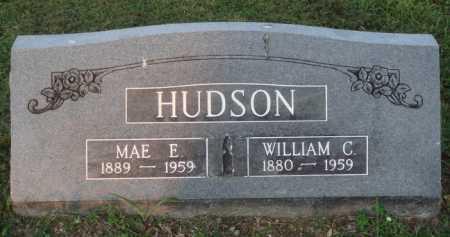 HUDSON, MAE E. - Marion County, Arkansas | MAE E. HUDSON - Arkansas Gravestone Photos