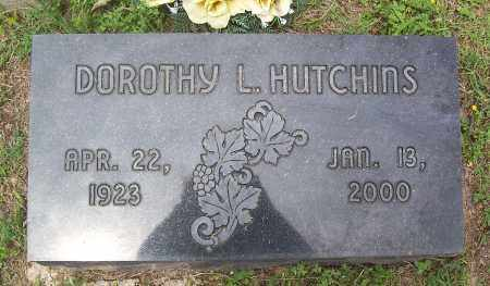 HUTCHINS, DOROTHY L. - Marion County, Arkansas | DOROTHY L. HUTCHINS - Arkansas Gravestone Photos