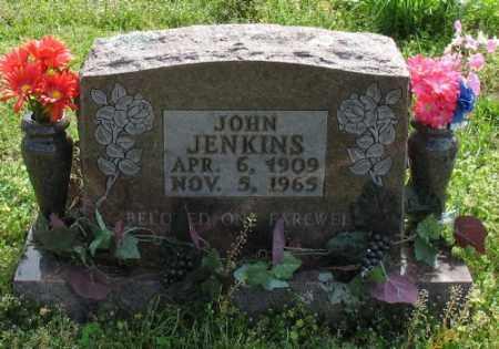 JENKINS, JOHN - Marion County, Arkansas | JOHN JENKINS - Arkansas Gravestone Photos