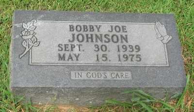 JOHNSON, BOBBY JOE - Marion County, Arkansas | BOBBY JOE JOHNSON - Arkansas Gravestone Photos