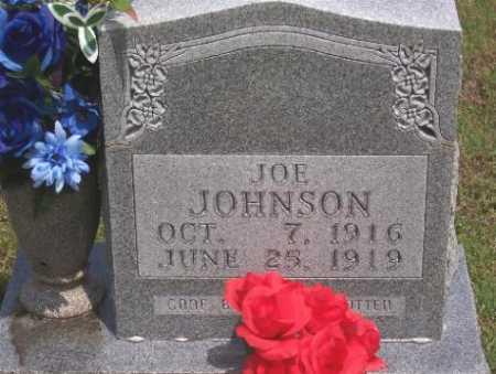 "JOHNSON, JOSEPH ""JOE"" - Marion County, Arkansas | JOSEPH ""JOE"" JOHNSON - Arkansas Gravestone Photos"