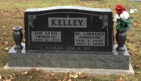 KELLEY, MD, LAWRENCE ANDERSON - Marion County, Arkansas | LAWRENCE ANDERSON KELLEY, MD - Arkansas Gravestone Photos