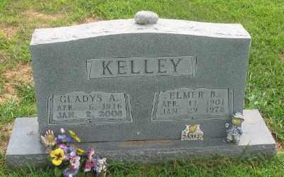 KELLEY, GLADYS A. - Marion County, Arkansas | GLADYS A. KELLEY - Arkansas Gravestone Photos
