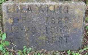 KING, EULA Y. - Marion County, Arkansas   EULA Y. KING - Arkansas Gravestone Photos