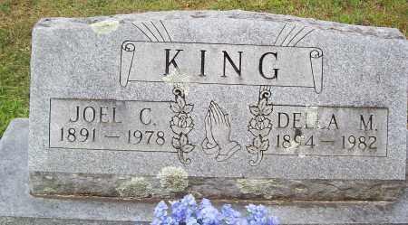 KING, DELLA M. - Marion County, Arkansas | DELLA M. KING - Arkansas Gravestone Photos
