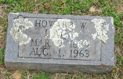 LACY, HOWARD W. - Marion County, Arkansas | HOWARD W. LACY - Arkansas Gravestone Photos
