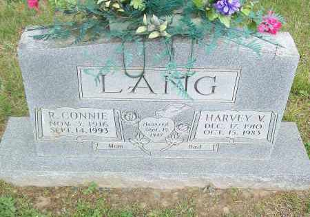 LANG, R. CONNIE - Marion County, Arkansas | R. CONNIE LANG - Arkansas Gravestone Photos