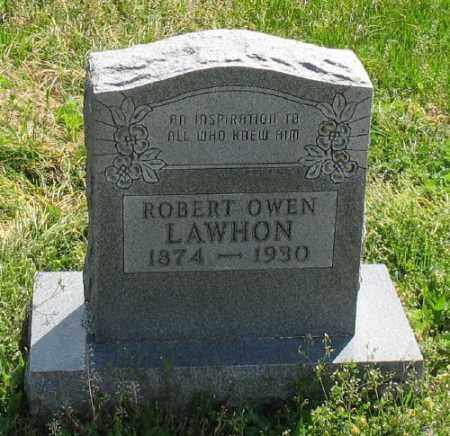 LAWHON, ROBERT OWEN - Marion County, Arkansas | ROBERT OWEN LAWHON - Arkansas Gravestone Photos