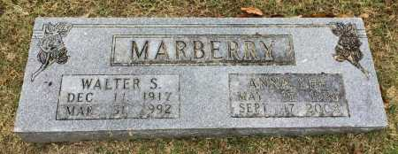 MARBERRY, WALTER S. - Marion County, Arkansas | WALTER S. MARBERRY - Arkansas Gravestone Photos