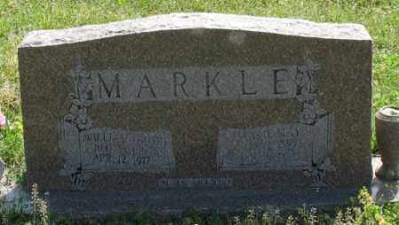 WALSH MARKLE, CARRIE MAY - Marion County, Arkansas | CARRIE MAY WALSH MARKLE - Arkansas Gravestone Photos