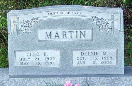 MARTIN, DELSIE MAY - Marion County, Arkansas | DELSIE MAY MARTIN - Arkansas Gravestone Photos
