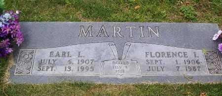 MARTIN, FLORENCE I. - Marion County, Arkansas   FLORENCE I. MARTIN - Arkansas Gravestone Photos