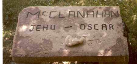 MCCLANAHAN, OSCAR - Marion County, Arkansas | OSCAR MCCLANAHAN - Arkansas Gravestone Photos