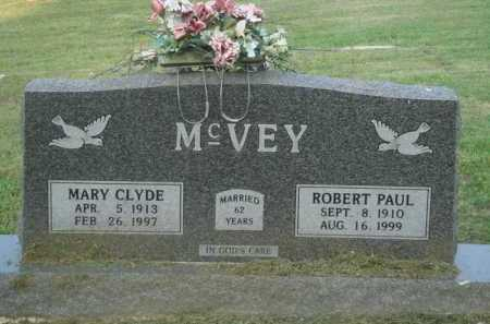 MCVEY, MARY CLYDE - Marion County, Arkansas | MARY CLYDE MCVEY - Arkansas Gravestone Photos