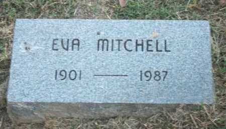 MITCHELL, EVA - Marion County, Arkansas | EVA MITCHELL - Arkansas Gravestone Photos