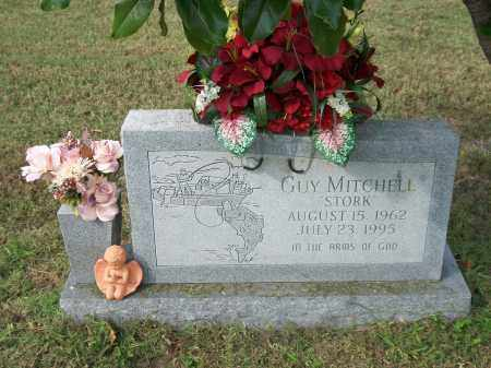 "MITCHELL, GUY ""STORK"" - Marion County, Arkansas 