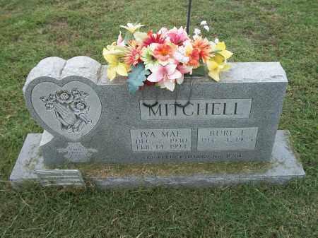 MITCHELL, IVA MAE - Marion County, Arkansas | IVA MAE MITCHELL - Arkansas Gravestone Photos