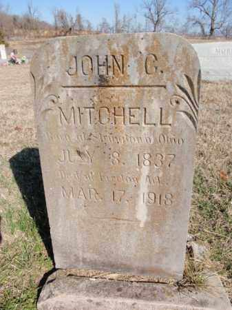 MITCHELL, JOHN C. - Marion County, Arkansas | JOHN C. MITCHELL - Arkansas Gravestone Photos
