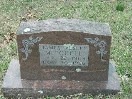 MITCHELL, JAMES WESLEY - Marion County, Arkansas | JAMES WESLEY MITCHELL - Arkansas Gravestone Photos