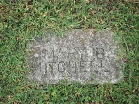 MITCHELL, MARY B. - Marion County, Arkansas | MARY B. MITCHELL - Arkansas Gravestone Photos