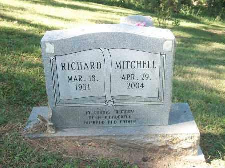 MITCHELL, RICHARD - Marion County, Arkansas   RICHARD MITCHELL - Arkansas Gravestone Photos