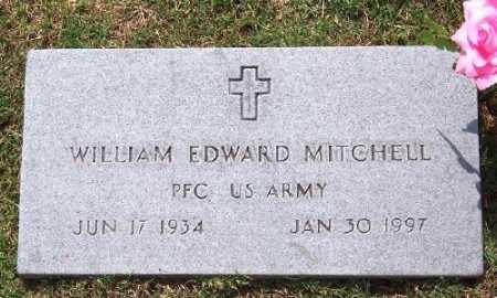 MITCHELL (VETERAN), WILLIAM EDWARD - Marion County, Arkansas   WILLIAM EDWARD MITCHELL (VETERAN) - Arkansas Gravestone Photos