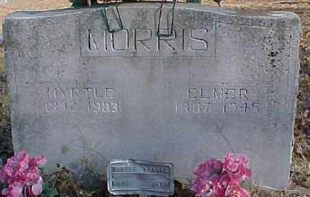 MORRIS, MYRTLE ALTHEA - Marion County, Arkansas | MYRTLE ALTHEA MORRIS - Arkansas Gravestone Photos