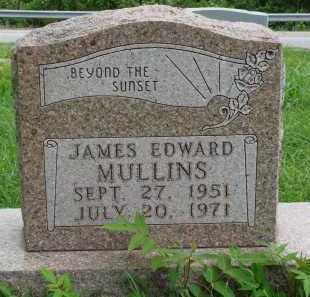 MULLINS, JAMES EDWARD - Marion County, Arkansas | JAMES EDWARD MULLINS - Arkansas Gravestone Photos