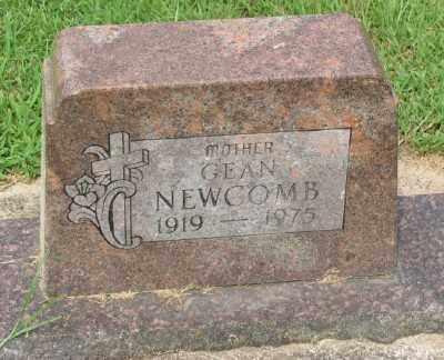 NEWCOMB, GEAN - Marion County, Arkansas | GEAN NEWCOMB - Arkansas Gravestone Photos
