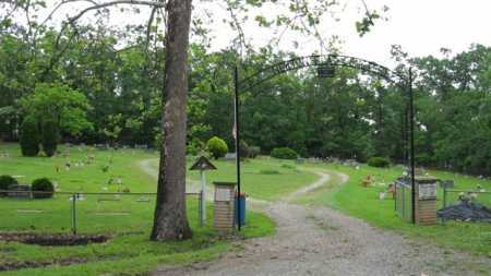 *NEWTON FLAT CEMETERY, OVERVIEW - Marion County, Arkansas | OVERVIEW *NEWTON FLAT CEMETERY - Arkansas Gravestone Photos