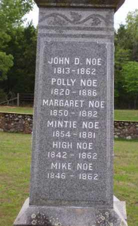 NOE, MARGARET - Marion County, Arkansas   MARGARET NOE - Arkansas Gravestone Photos