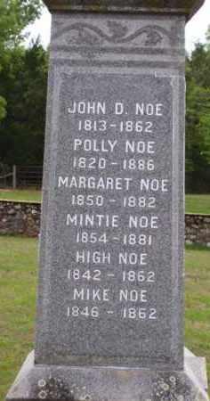 NOE, MINTIE - Marion County, Arkansas | MINTIE NOE - Arkansas Gravestone Photos