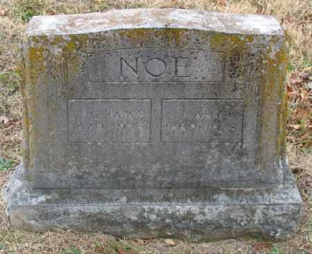 NOE, WILLIAM ELBERT - Marion County, Arkansas | WILLIAM ELBERT NOE - Arkansas Gravestone Photos