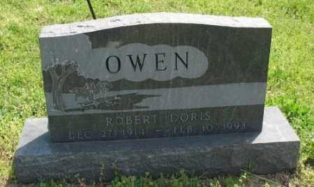 OWEN, ROBERT DORIS - Marion County, Arkansas | ROBERT DORIS OWEN - Arkansas Gravestone Photos