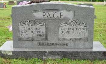 MCCRACKEN PACE, ERMA MAY - Marion County, Arkansas | ERMA MAY MCCRACKEN PACE - Arkansas Gravestone Photos