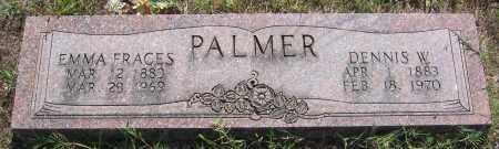PALMER, DENNIS WASHINGTON - Marion County, Arkansas | DENNIS WASHINGTON PALMER - Arkansas Gravestone Photos