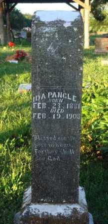 PANGLE, IDA - Marion County, Arkansas | IDA PANGLE - Arkansas Gravestone Photos