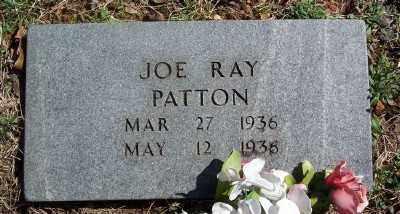 PATTON, JOE RAY - Marion County, Arkansas | JOE RAY PATTON - Arkansas Gravestone Photos