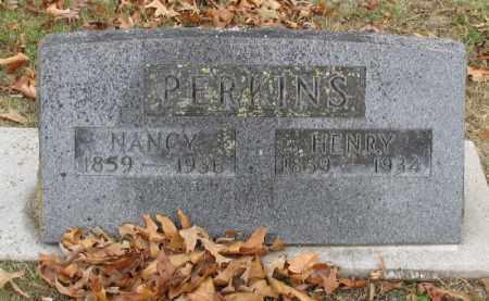 PERKINS, HENRY HASKINS - Marion County, Arkansas   HENRY HASKINS PERKINS - Arkansas Gravestone Photos