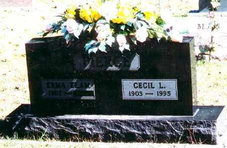 PIERCE, CECIL L. - Marion County, Arkansas | CECIL L. PIERCE - Arkansas Gravestone Photos
