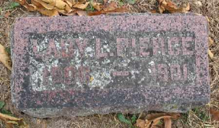 PIERCE, LADY L. - Marion County, Arkansas | LADY L. PIERCE - Arkansas Gravestone Photos