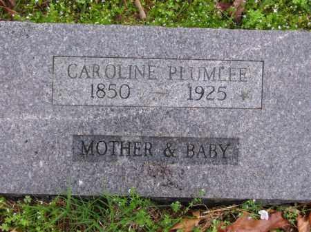 PLUMLEE, BABY - Marion County, Arkansas | BABY PLUMLEE - Arkansas Gravestone Photos