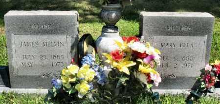 PLUMLEE, MARY ELLA - Marion County, Arkansas | MARY ELLA PLUMLEE - Arkansas Gravestone Photos