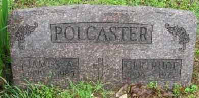 POLCASTER, JAMES A. - Marion County, Arkansas   JAMES A. POLCASTER - Arkansas Gravestone Photos