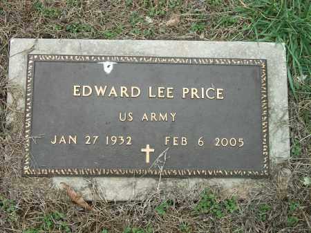PRICE (VETERAN), EDWARD LEE - Marion County, Arkansas | EDWARD LEE PRICE (VETERAN) - Arkansas Gravestone Photos