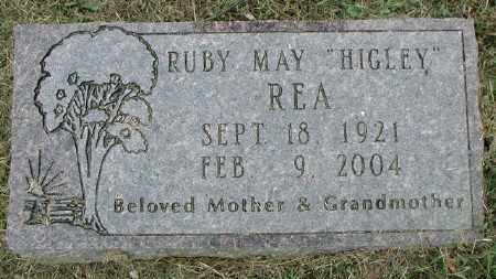 REA, RUBY MAY - Marion County, Arkansas | RUBY MAY REA - Arkansas Gravestone Photos