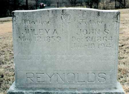 REYNOLDS, JULIA ANN - Marion County, Arkansas | JULIA ANN REYNOLDS - Arkansas Gravestone Photos