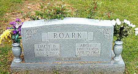 ROARK, ARCH..J - Marion County, Arkansas | ARCH..J ROARK - Arkansas Gravestone Photos
