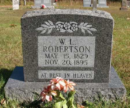 "ROBERTSON, WILLIAM LATNEY ""WILLIE"" - Marion County, Arkansas | WILLIAM LATNEY ""WILLIE"" ROBERTSON - Arkansas Gravestone Photos"